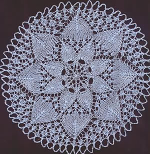 Heirloom doily